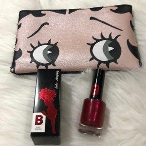 Betty Boop Set